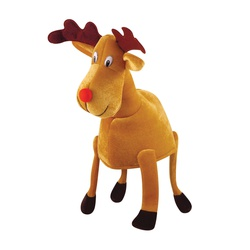 christmas-adult-reindeer-rudolf-red-nose-hat-joke-fancy-dress-novelty-party-fun preview