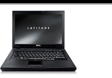 DELL LAPTOP LATITUDE E5400 INTEL 4GB RAM 14'' SCREEN SSD WINDOWS 10 WIFI DVD