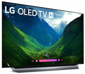"LG OLED55C8PUA 55"" 4K Smart OLED TV -Black"