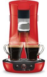 PHILIPS SENSEO Viva Café HD7829/81 Cafetière à dosettes 2 tasses rouge