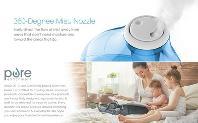 premium-humidifying-unit-with-15l-water-tank-whisper-quiet-operation-automatic-shut-off-and-night-light-function preview