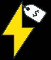 PriceThunder logo